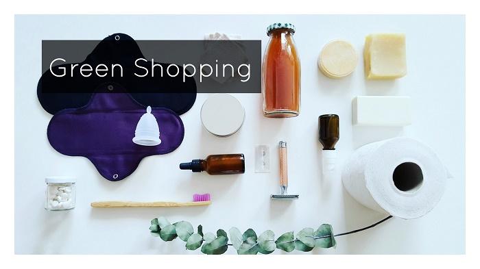 Green Lifestyle mit Einkaufstipps für nachhaltige und faire Produkte