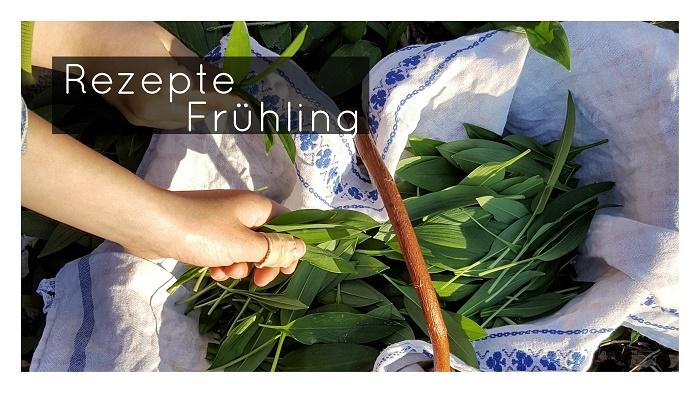 Nachhaltige und klimaschonende Küche: Frühlings Rezepte